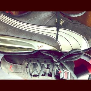 Puma Running.Lots of sole. great condition8.5